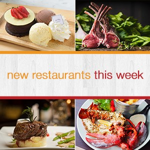 New! 14 restaurants in Bangkok with 50% off this week