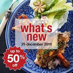 9 ร้านอาหารใหม่สัปดาห์นี้ (29 ธันวาคม)
