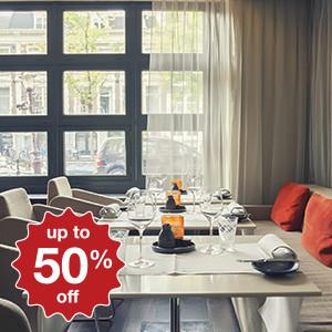 5 top spots for your next business lunch at up to half off!