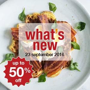 9 new restaurants this week! (23 September)
