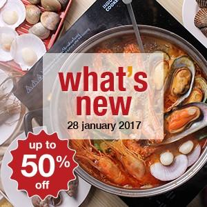 12 ร้านอาหารใหม่สัปดาห์นี้ (28 มกราคม)