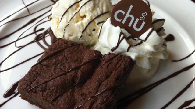 ชู ช็อคโกแลตบาร์แอนด์คาเฟ่ @ อโศก (Chu Chocolate Bar & Cafe @ Asok)