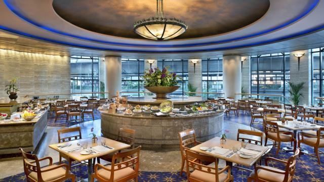 Orchid Cafe @ Sheraton Grande Sukhumvit Hotel