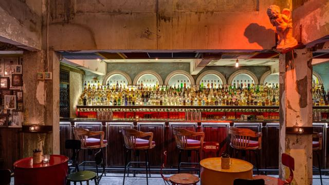 Image result for Revolucion Cocktail Bar