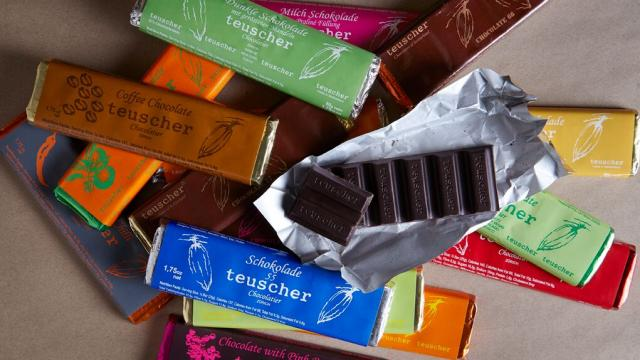 Teuscher Swiss Chocolates @ Central Embassy