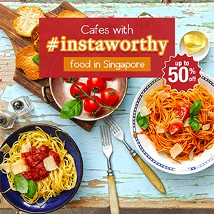 [Blog] Cafes with #instaworthy food in Singapore!