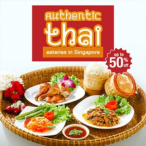 [Blog] Authentic Thai eateries in Singapore that'll have you going
