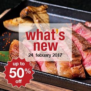 9 ร้านอาหารใหม่สัปดาห์นี้ (24 กุมภาพันธ์)