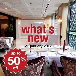 5 ร้านอาหารใหม่สัปดาห์นี้ (20 มกราคม)